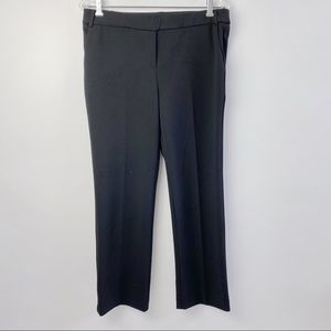 Jules & Lepold black suit pants